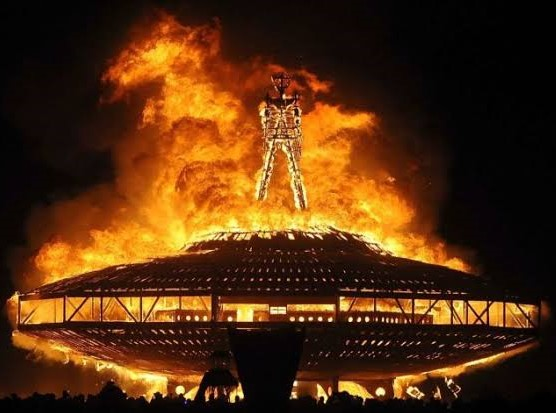 Burning man 2020 goes virtual…omg!